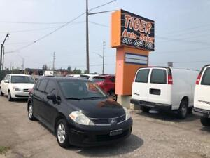 2008 Nissan Versa 1.8 S**ALLOYS**POWER WINDOWS**AS IS SPECIAL
