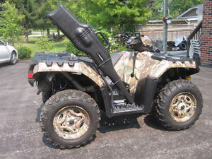 2013 Polaris Sportsman Browning 850 XP EPS Kawartha Lakes Peterborough Area image 4