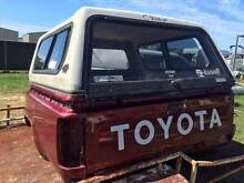 Toyota Hilux Twin cab Tub and Challenger Canopy, sliding iwindows Craiglie Cairns Surrounds Preview