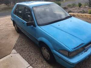 1989 Nissan Pulsar Hatchback Modbury Tea Tree Gully Area Preview