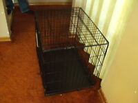Metal kennel