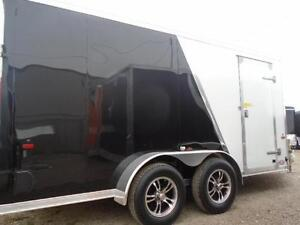 DISCOUNTED ALUMINUM DRIVE IN/OUT 19' AMERALITE TRAILER London Ontario image 11