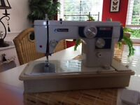 """""""New Home"""" electric sewing machine"""
