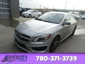 2014 Mercedes-Benz CLA-Class 2.0L Leather,  Heated Seats,  Sunro