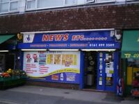 NEWSAGENTS BUSINESS REF 143787