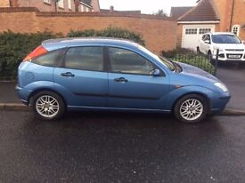 FORD FOCUS 1.6 LX, ONLY DONE 90,000, GREAT CAR, BARGAIN ONLY £700