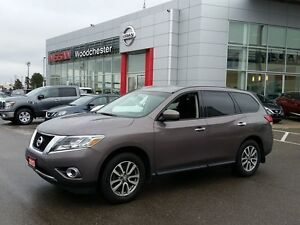 2013 Nissan Pathfinder S V6 4x4 at