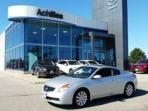 2009 Nissan Altima 2.5S, 2DR CPE, Auto, Roof, All