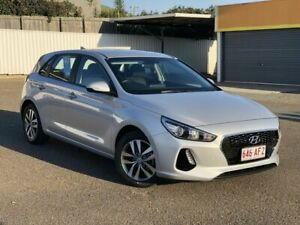 2019 Hyundai i30 PD2 MY19 Active Silver 6 Speed Sports Automatic Hatchback Chermside Brisbane North East Preview