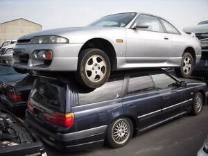 WRECKING NISSAN SKYLINE'S R31 R32,R33,R34,V35 Wingfield Port Adelaide Area Preview