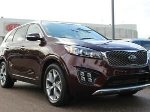 2018 Kia Sorento 3.3L SX+, HEATED FRONT / REAR SEATS, COOLED SEA