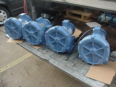 Rotron Dr404al58m Regenerative Ring Blower Vacuum Gast 1hp 115230v Regenair R4