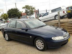 2001 Holden Berlina VX Blue 4 Speed Automatic Sedan North St Marys Penrith Area Preview