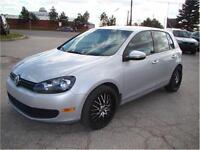 2012 VOLKSWAGEN CITY GOLF : CLEARANCE SALE & AUTO & ONLY 60 K