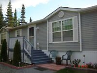 3 BEDROOM MINT CONDITION MINI HOME ON YOUR OWN 5 ACRES!