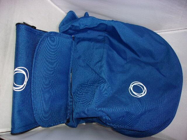 Bugaboo Buffalo Tailored Fabric Set, Royal Blue
