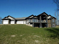 OVER 2500 SQ. FT. WALK OUT HILLSIDE BUNGALOW- LEDUC COUNTY