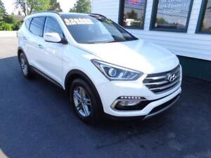 2018 Hyundai Santa Fe Sport SE only $236 bi-weekly all in!