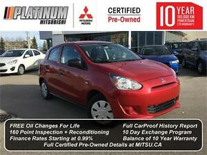 2015 Mitsubishi Mirage ES Plus - Financing starting at 0.99%