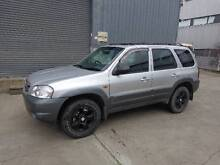 2003 Mazda Tribute 4x4 Wagon Automatic Only $5,200 Redbank Ipswich City Preview