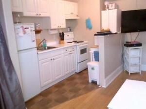 12-068 Great city flat, central location;  ALL UTILITIES INCL