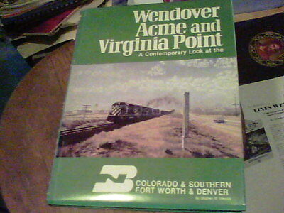 Wendover Acme And Virginia Point A Look At The Colorado   Southern Fort Worth