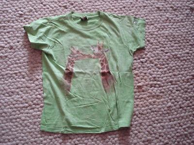 Giraffe Kinder-t-shirt (Kinder T-shirt, Giraffen, von B.U.N.D, Größe 128)