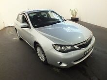 2009 Subaru Impreza MY09 R (AWD) Silver 5 Speed Manual Sedan Clemton Park Canterbury Area Preview