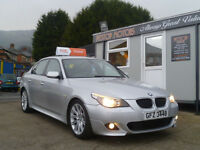 2005 BMW 520I MTEC SPORT AUTOMATIC {TRADE SALE CAR} FULL LEATHER