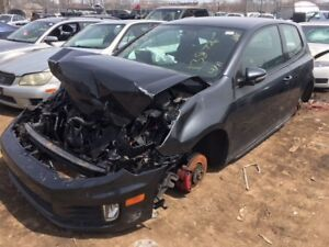 2011 VW Golf GTI just in for parts at Pic N Save!