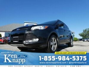 2015 Ford Escape SE- 4X4- NAVIGATION- LEATHER- BACKUP CAM- BLUET