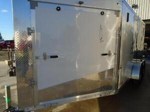 DISCOUNTED ALUMINUM DRIVE IN/OUT 19' AMERALITE TRAILER London Ontario image 7