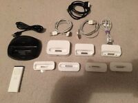 Loads of Apple iPhone or iPod Lightning Docks