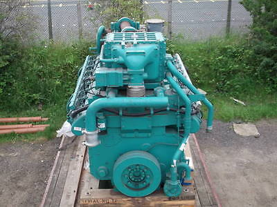 2011 Cummins QSK 60 G13 - 1041kw - NEW SURPLUS - GAS ENGINE FOR SALE