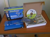 Linksys WPC54GS PCMCIA Wireless-G Notebook Adapter with SpeedBooster