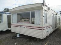 Static Home Mobile Home Willerby Gainsborough 33x12x2bed SC5066