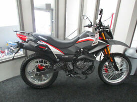 Keeway TX125 125cc SM Supermoto-Road SM and ond 17 pre reg ONLY 1995