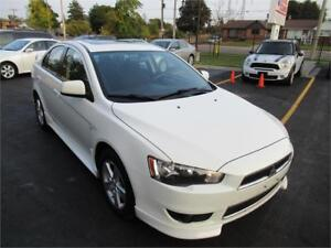 2014 Mitsubishi Lancer SE LIMITED EDITION ACCIDENT FREE