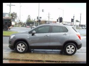 2013 Holden Trax Grey Automatic Wagon
