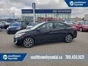 2017 Hyundai Accent GLS - 1.6L HEATED SEATS/COLOUR TOUCHSCREEN/S