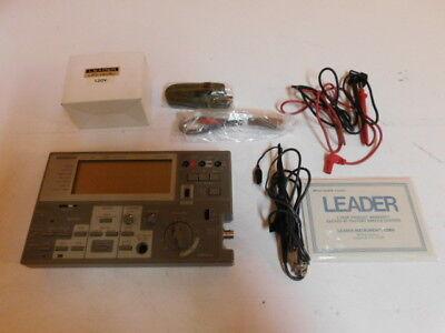 Leader Lcd-100 Dmmscope 200khz Lps-1908u