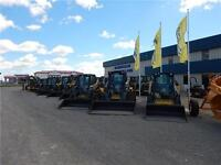 MASSIVE SAVINGS ON ALL NEW & USED NEW HOLLAND SKID STEERS