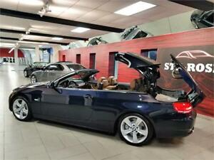 2009 BMW 3 Series 335i CONVERTIBLE! TOIT RIGIDE!
