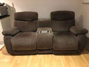2 Seater Recliner with centre console Queens Park Canning Area Preview