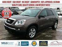 2008 GMC Acadia SLE   FWD   DVD   Mint Condition   1 Owner