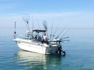 Fishing Charter Boat For Sale