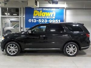 2016 Dodge Durango CITIDEL with TECHNOLOGY GROUP