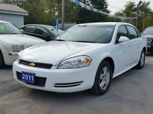 2011 Chevrolet Impala LS..certified..low kms!!!