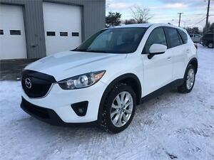 2014 Mazda CX-5 GT, Cuir, AWD, Toit Ouvrant, Bluetooth, Mags.