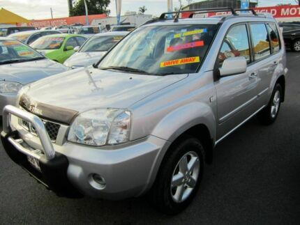 2005 Nissan X-Trail TI Silver 5 Speed Manual Wagon Capalaba Brisbane South East Preview